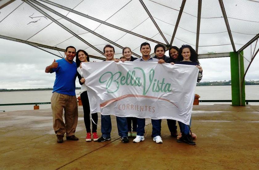 Bella Vista en el XVII Concurso Interamericano de Danza