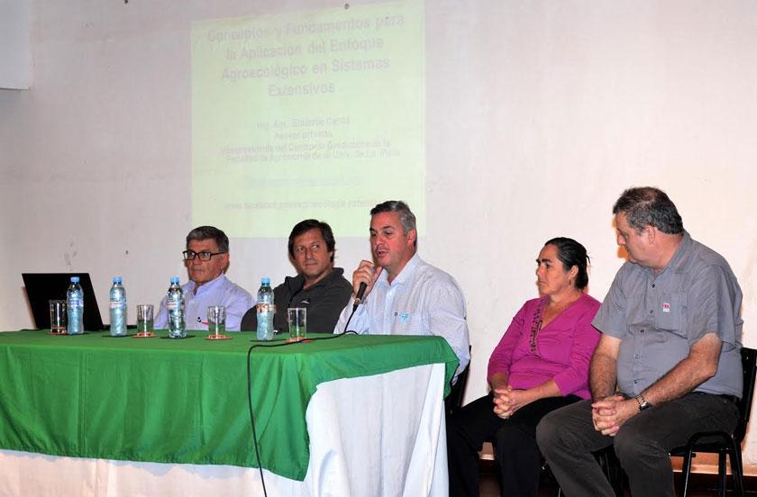 Jornadas de Agroecología regional en Bella Vista