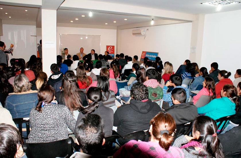 Presentan ampliación del Programa Jóvenes con Mas y Mejor Trabajo