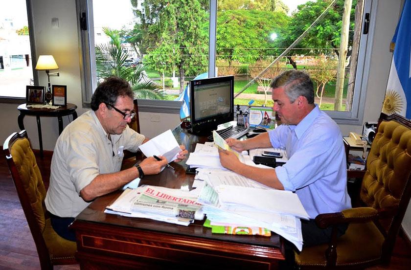 El gobierno provincial otorga ayuda oficial