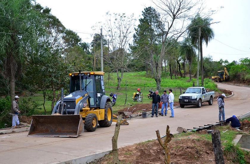 Finalizan las obras de calle Comercio