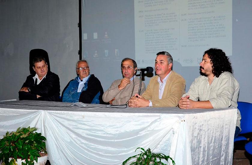 Comenzó el Festival Regional de Cine Rural