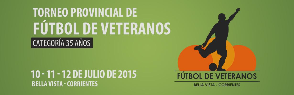 Torneo provincial de fútbol de veteranos