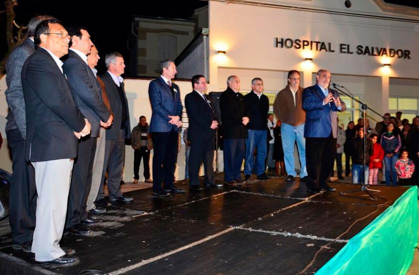 Inauguraron la 2º etapa del Hospital Cabecera de Bella Vista