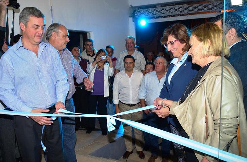 Bella Vista inauguró su Museo Paleontológico Toropí