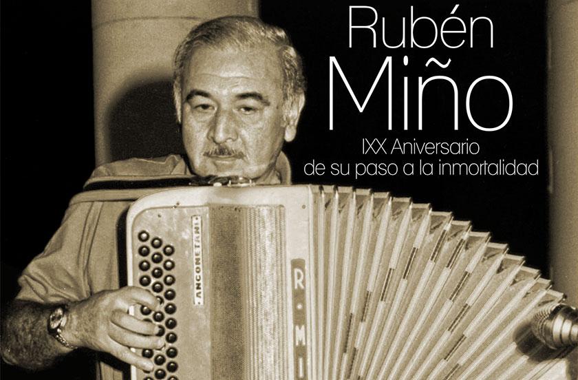 Programa oficial XIX Homenaje a Ruvén Miño