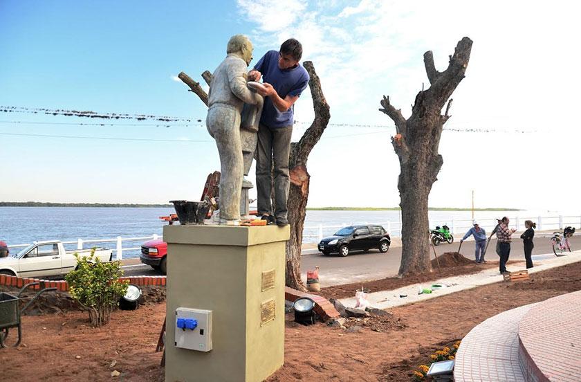 Ultiman detalles para los homenajes a Ruven Miño