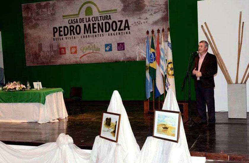 El gobierno destacó los actos de Punta Cuevas