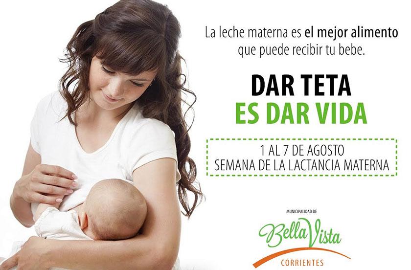 Adhesión local a la Semana Mundial de la Lactancia Materna