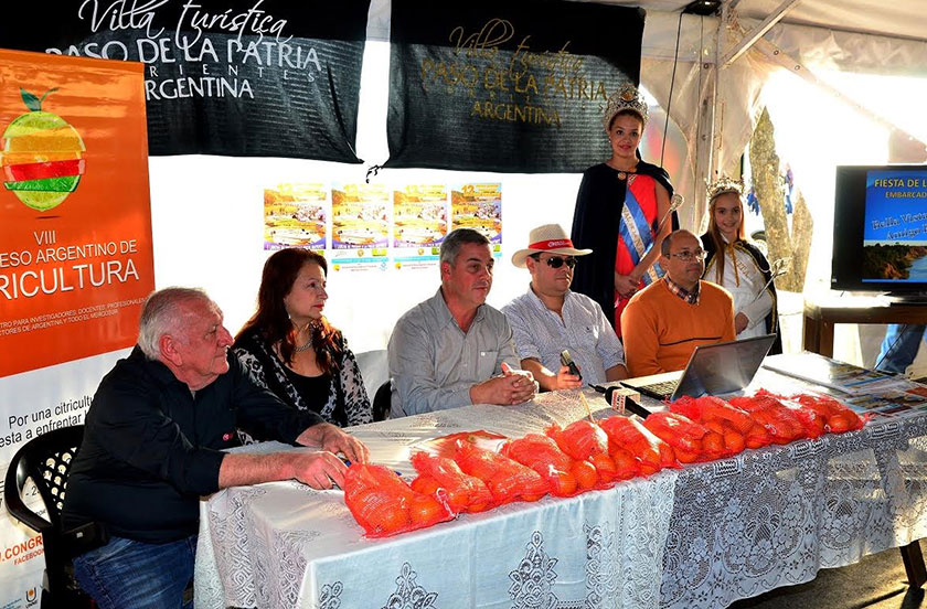 La Pesca Variada de Bella Vista se mostró en El Paso