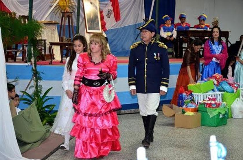 Bella Vista recordó la vida y obra de San Martín