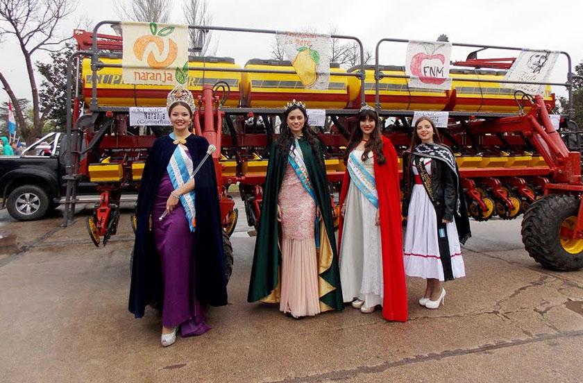Roxana 1º en la Fiesta Nacional de Alcira Gigena
