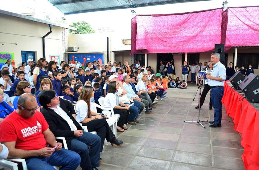 Inauguraron la 3º Feria del Libro Infantil