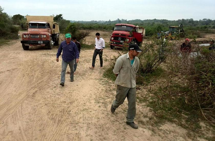 El municipio asiste a ladrilleros de Carrizal Norte