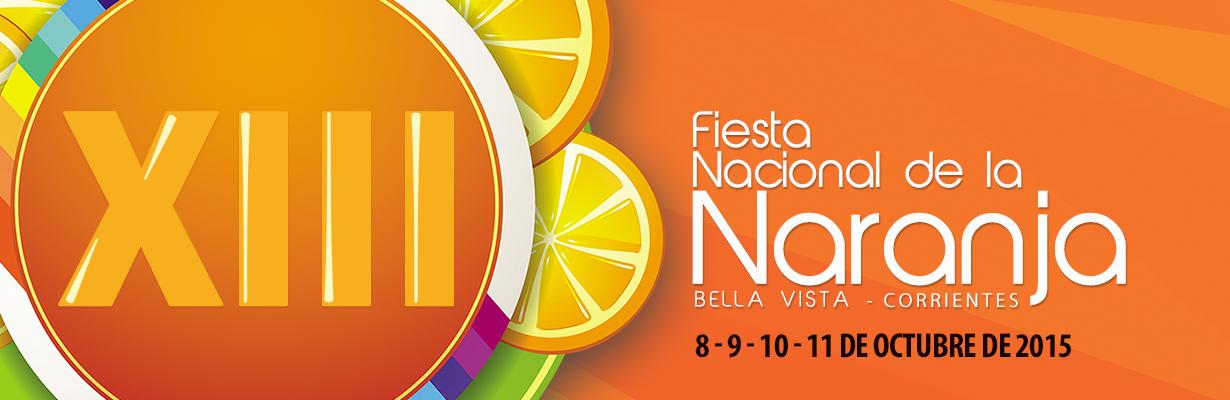XIII Fiesta Nacional de la Naranja