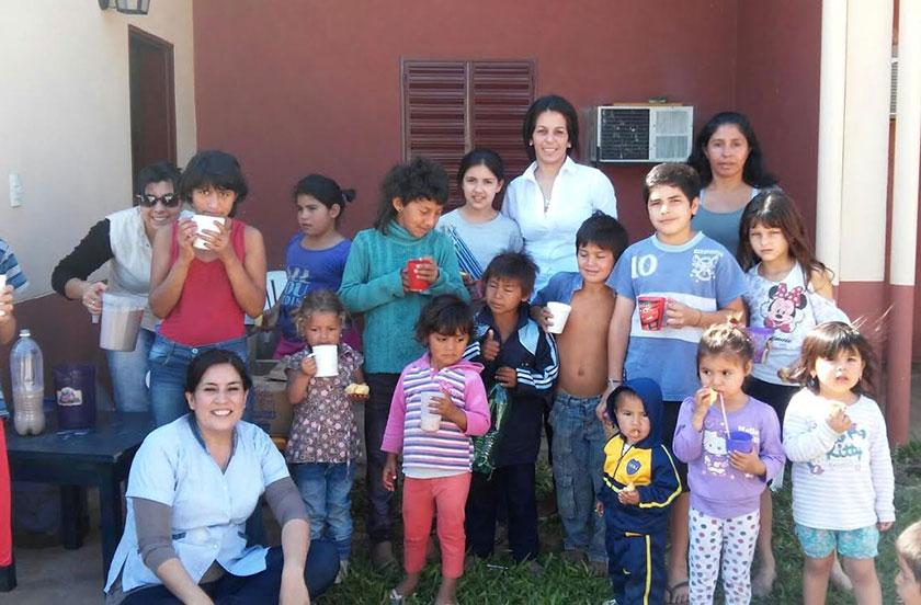 Operativos municipales en barrio Costa Esperanza