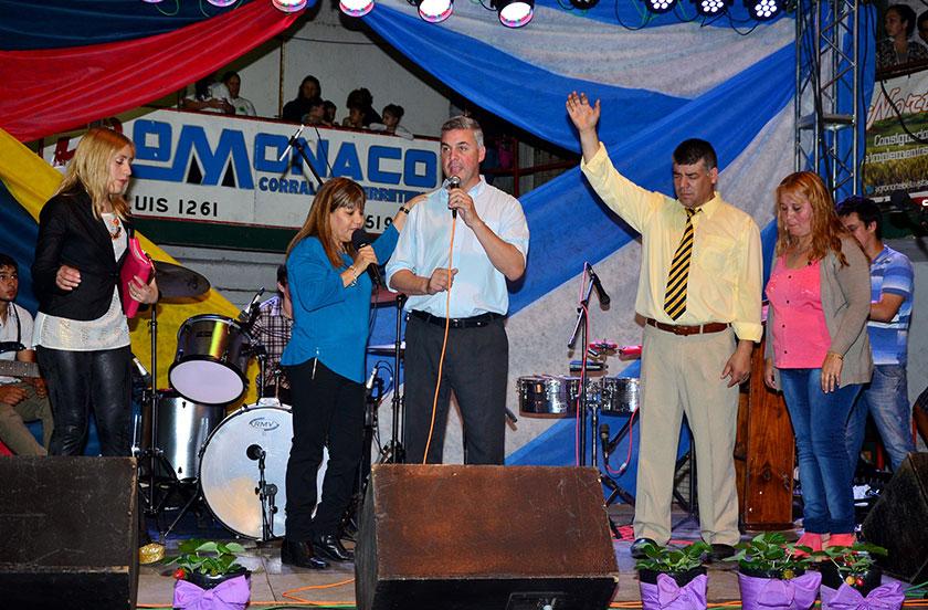 El DEM en encuentro de iglesias evangélicas