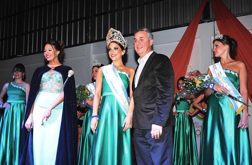 María Elisa Bruzzo es la nueva reina de la Naranja