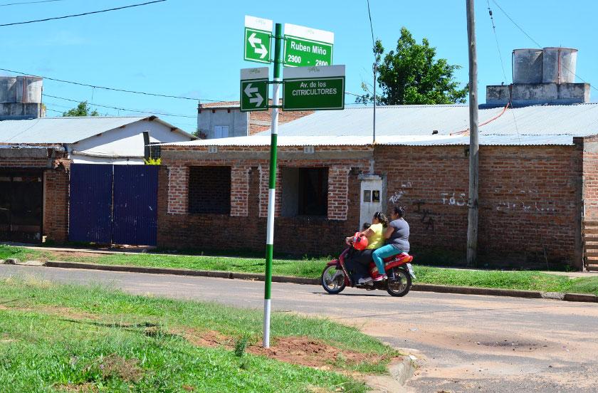 El Departamento Ejecutivo relevó obras de seguridad vial