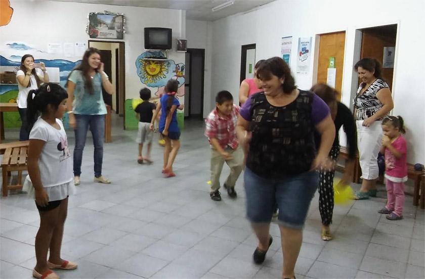 El municipio desarrolla talleres de prevención en EPAM Norte