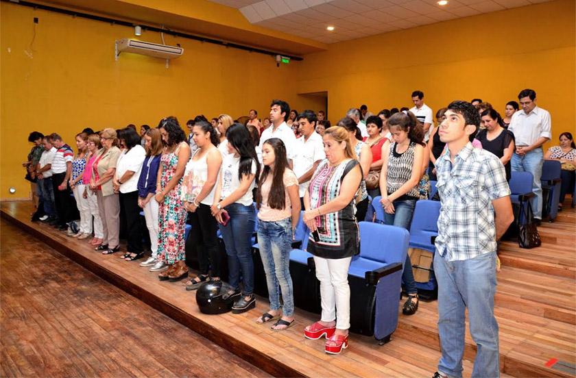Cultura culminó el ciclo 2015 de idioma güaraní