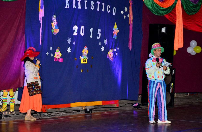 Gran fiesta anual del Patín Artístico de Bella Vista