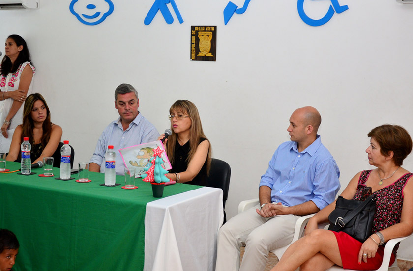 El Centro Sin Barreras realizó su cierre anual de actividades