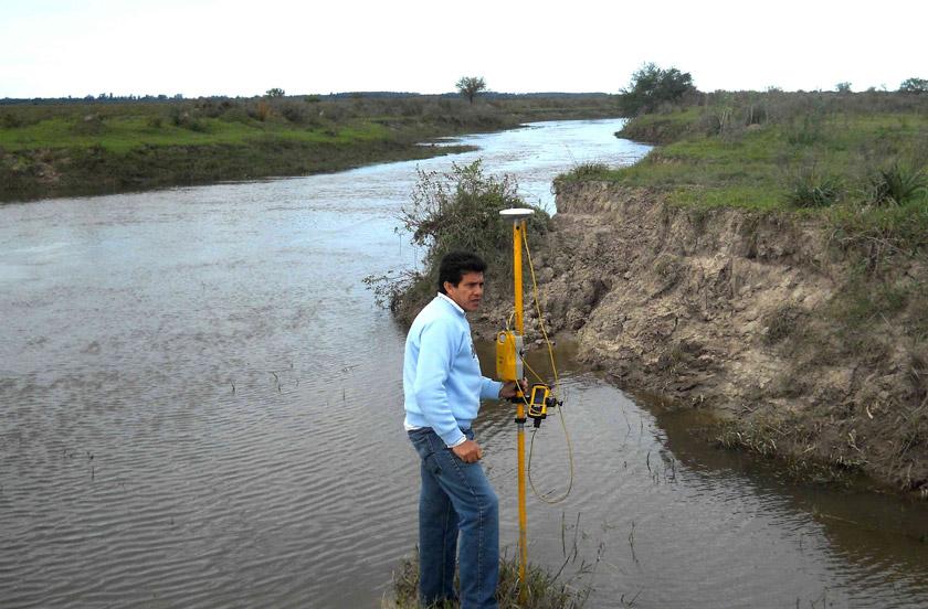 La Provincia con obras de calado en el arroyo San Pedro