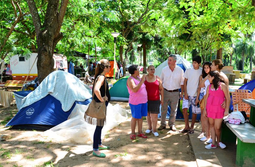 Bella Vista recibe al turismo nacional