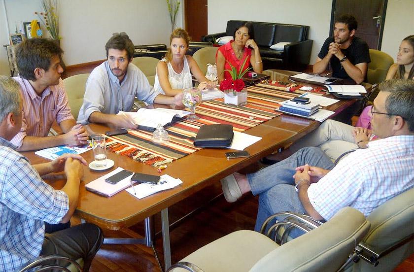 Renuevan la relación Municipio-Gobierno Nacional
