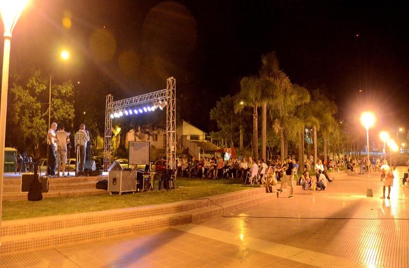 2º noche de Música del Paraná