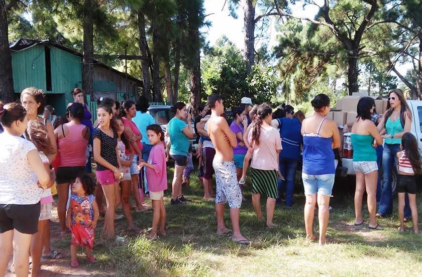 Fuerte apoyo social del municipio a sectores vulnerables
