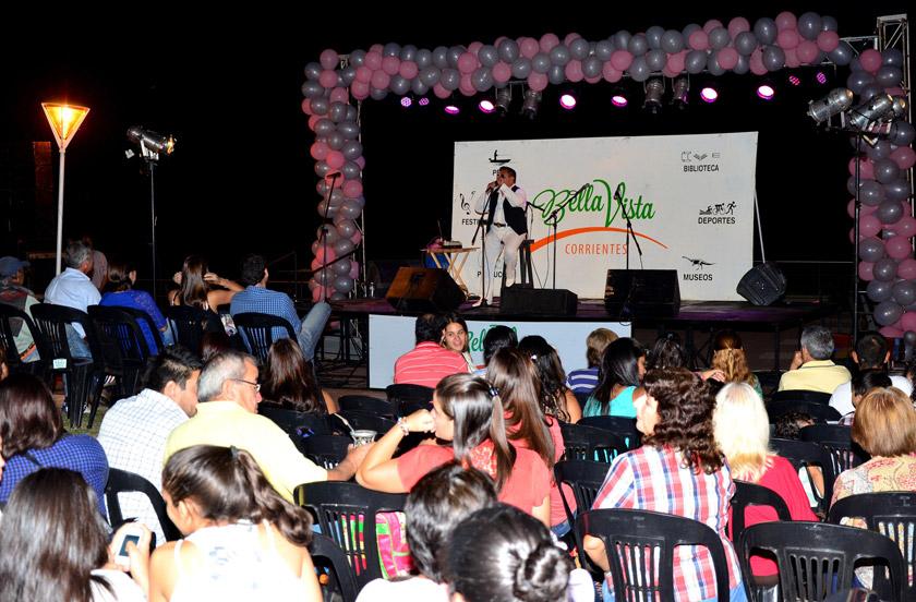 Bella Vista con festival Homenaje a las Mujeres