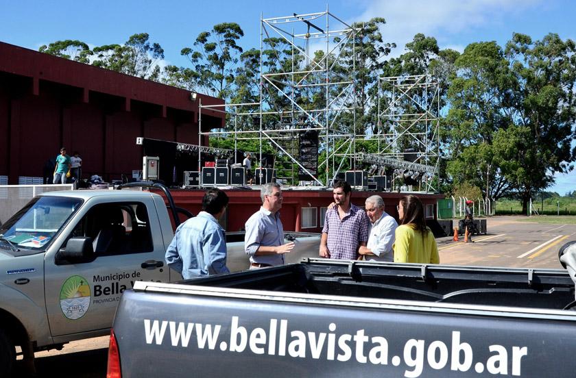 Comienza el Motoencuentro Internacional de Bella Vista