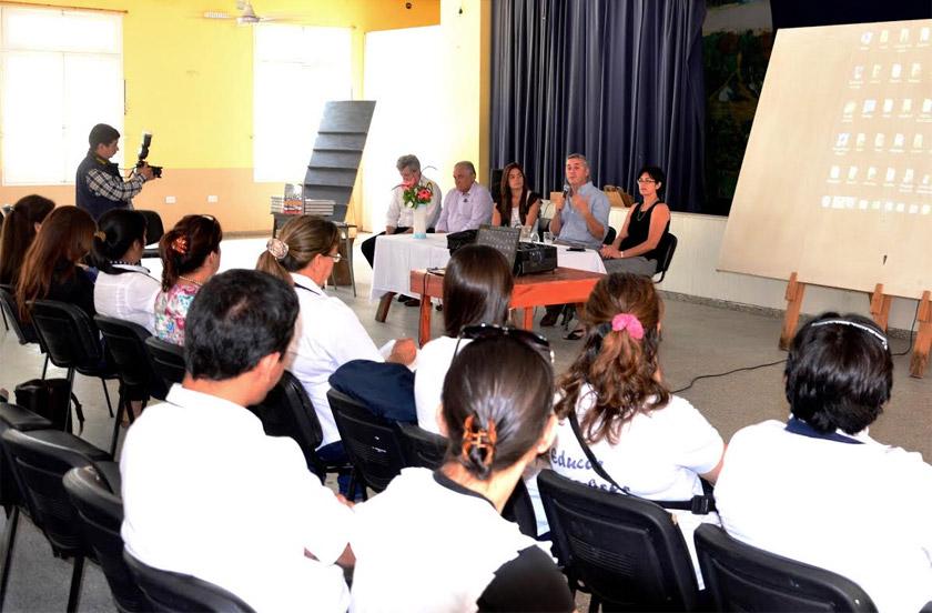 Bella Vista presentó el Portal Educativo Digital «Magna Plus»