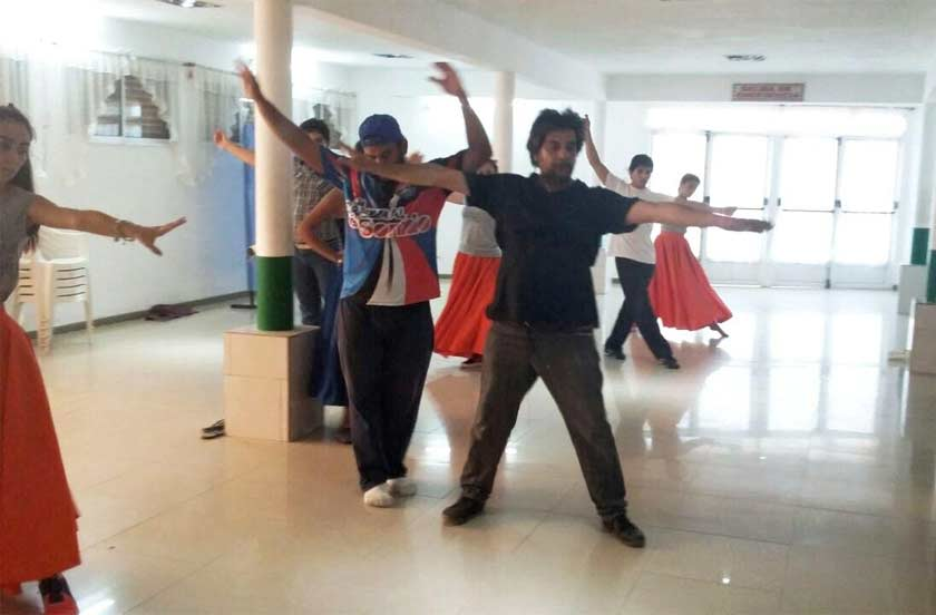 Ballet Folclórico con tres jornadas de capacitación