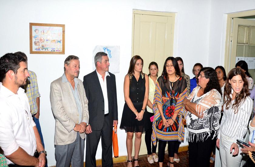 Bella Vista inaugura Centro Educativo Terapéutico