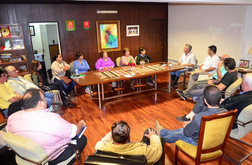 El municipio determinó nuevos centros de asistencia
