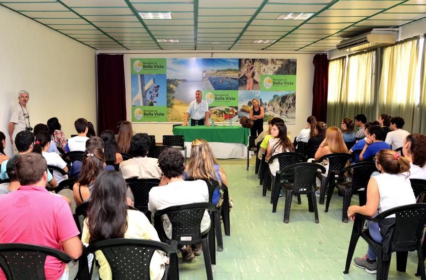 La UNNE en visita de estudios al Toropí