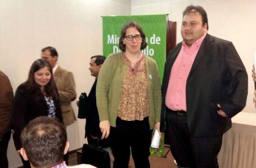 Intensa actividad de la Oficina de Empleo bellavistense en Corrientes