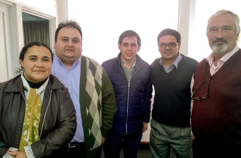 Presentaron en Corrientes el Programa Construir Empleo