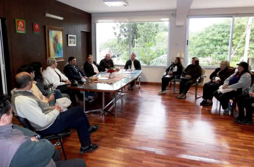 Bella Vista firmará Convenio de Cooperación Internacional