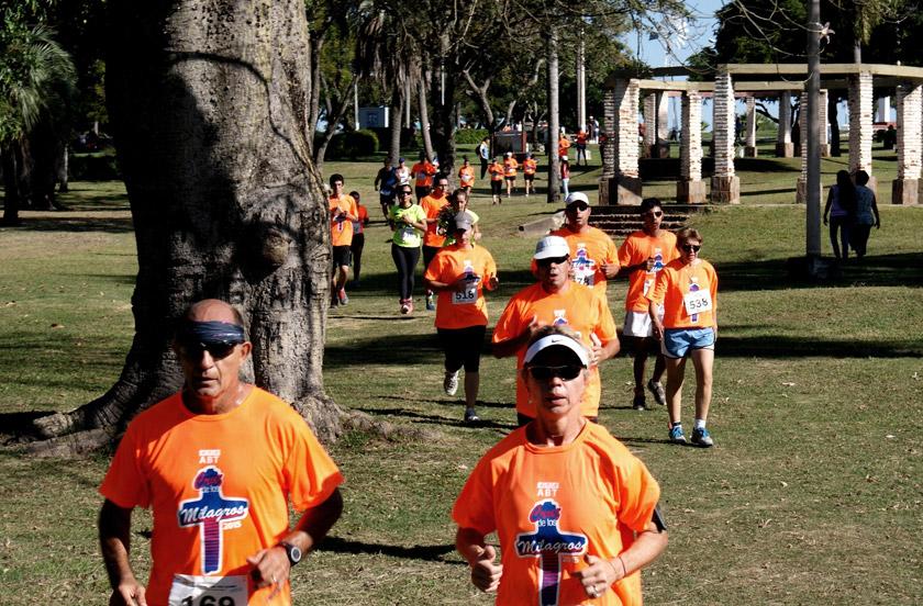 Gran expectativa por la 3º Maratón Cruz de los Milagros