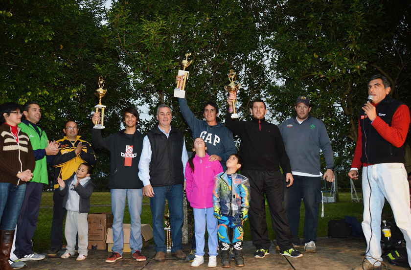 Gran jornada del MX Correntino en la capital naranjera