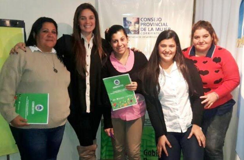Corrientes con programas de prevención de Violencia de Género