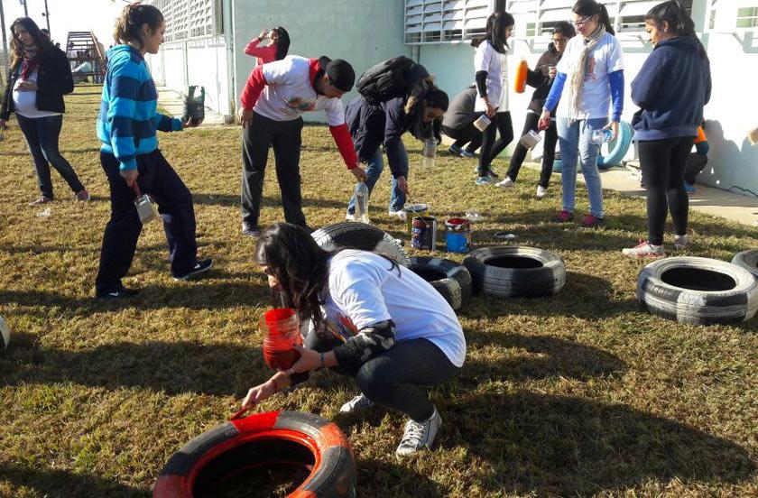 Desarrollo Humano con actividades en el fin de semana