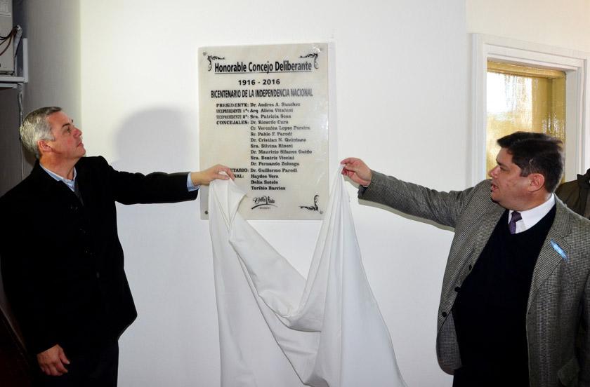 75º aniversario del Honorable Concejo Deliberante