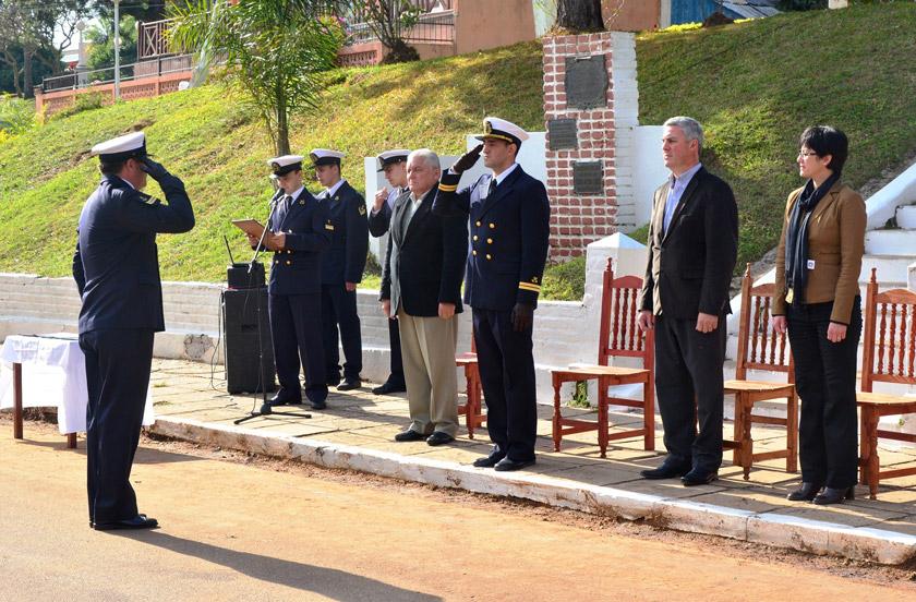 Acto por el Día de la Prefectura Naval Argentina