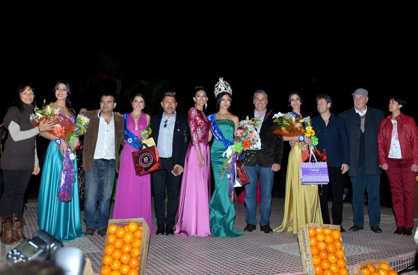 Imponente elección en Bella Vista de Miss Mundo Corrientes