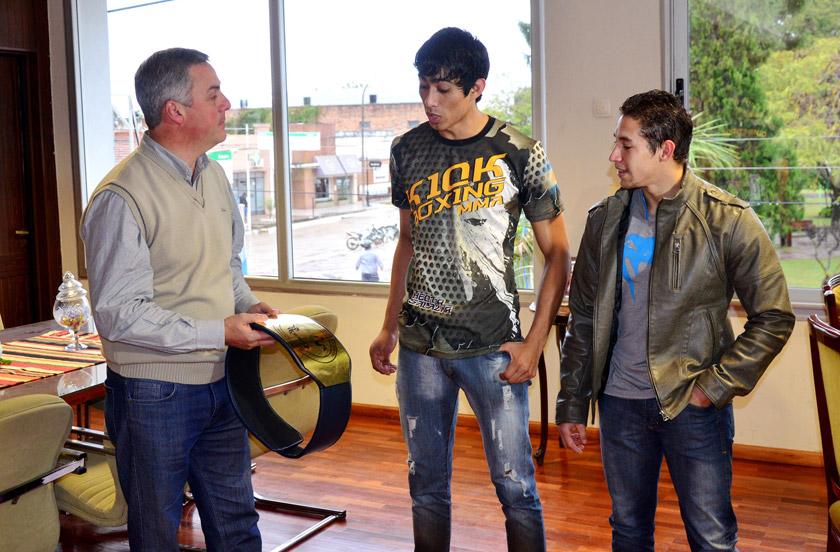 Un bellavistense es Campeón Argentino de MMA
